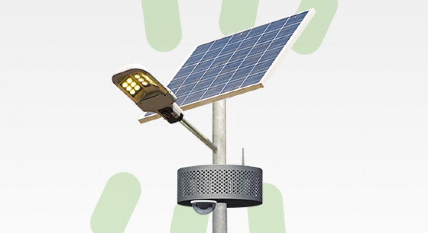 Municipio de Lanzarote – Solar public lighting system