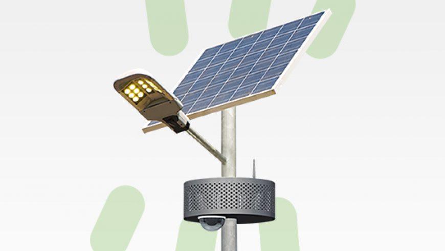 Município de Lanzarote – Sistema de iluminação pública solar