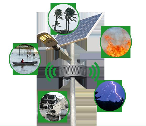 Postes inteligentes impulsan ciudades tecnológicas en Costa Rica