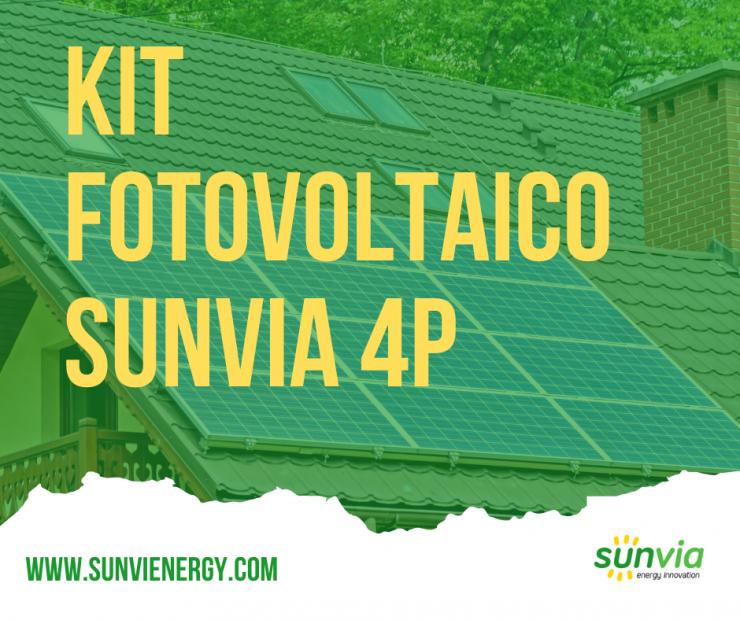 Single-Phase Kit Sunvia 4P