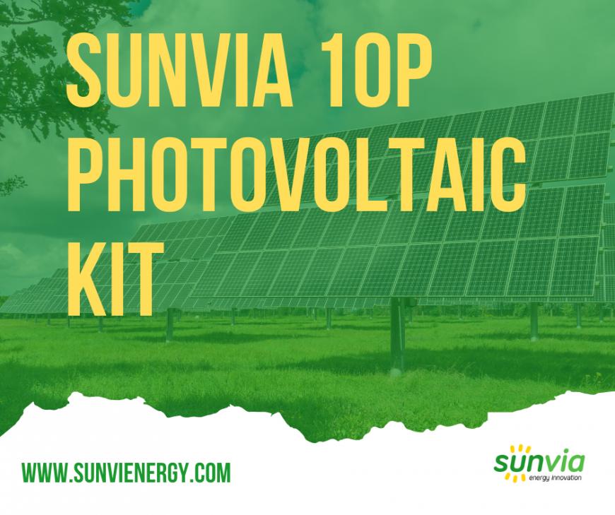 Sunvia 10P Triple-phase Kit