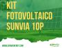 Kit Sunvia 10P Trifásico