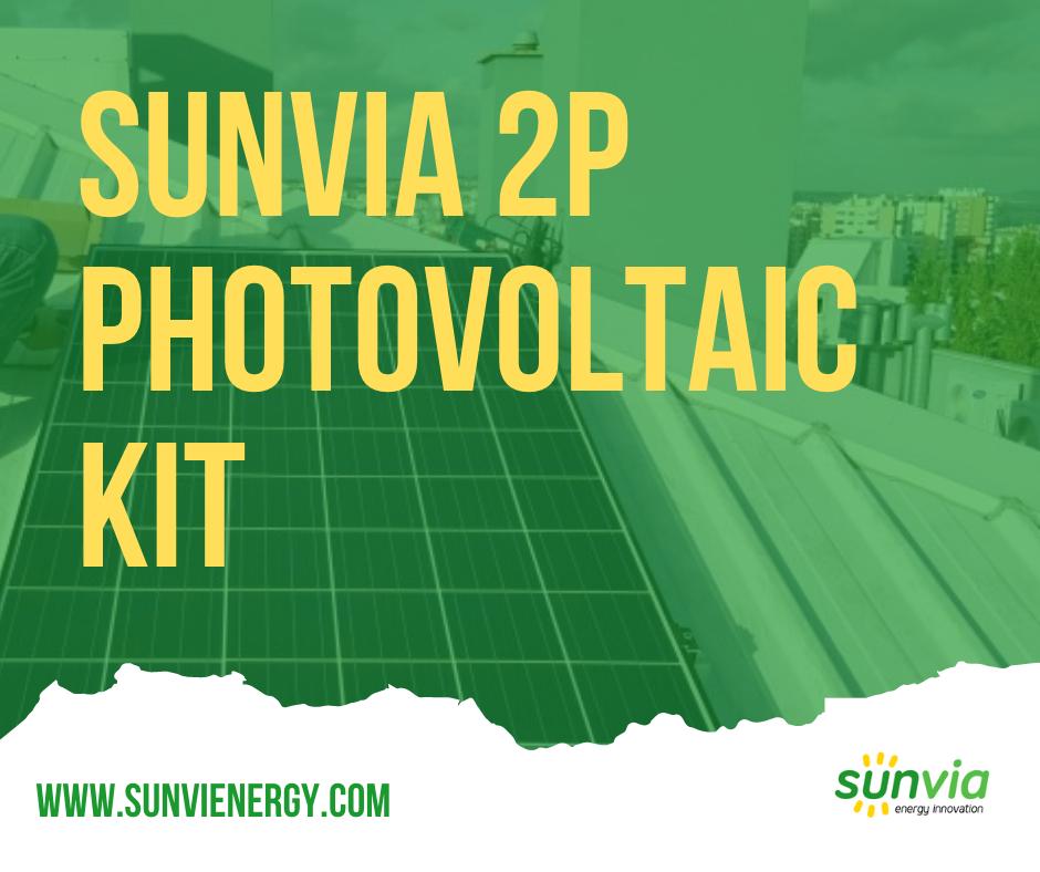 Sunvia 2P Single-phase Kit