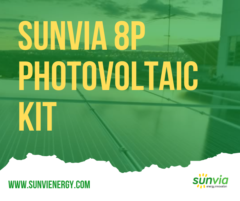 Sunvia 8P Triple-phase Kit