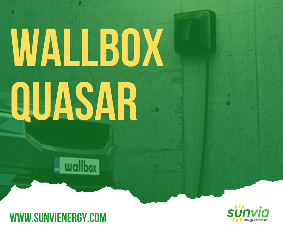 quasar - wallbox - sunvienergy - carregador - automovel - car - charge - eletrico