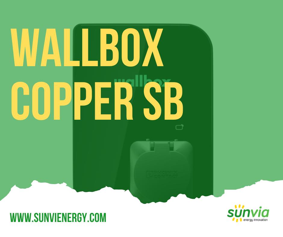 Wallbox – Copper SB