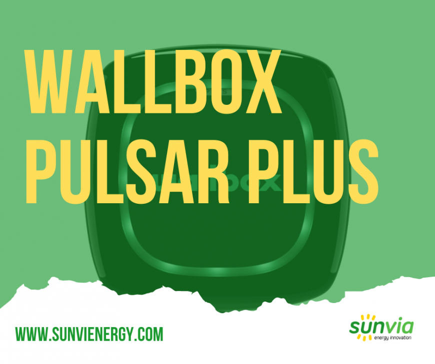 Wallbox – Pulsar Plus